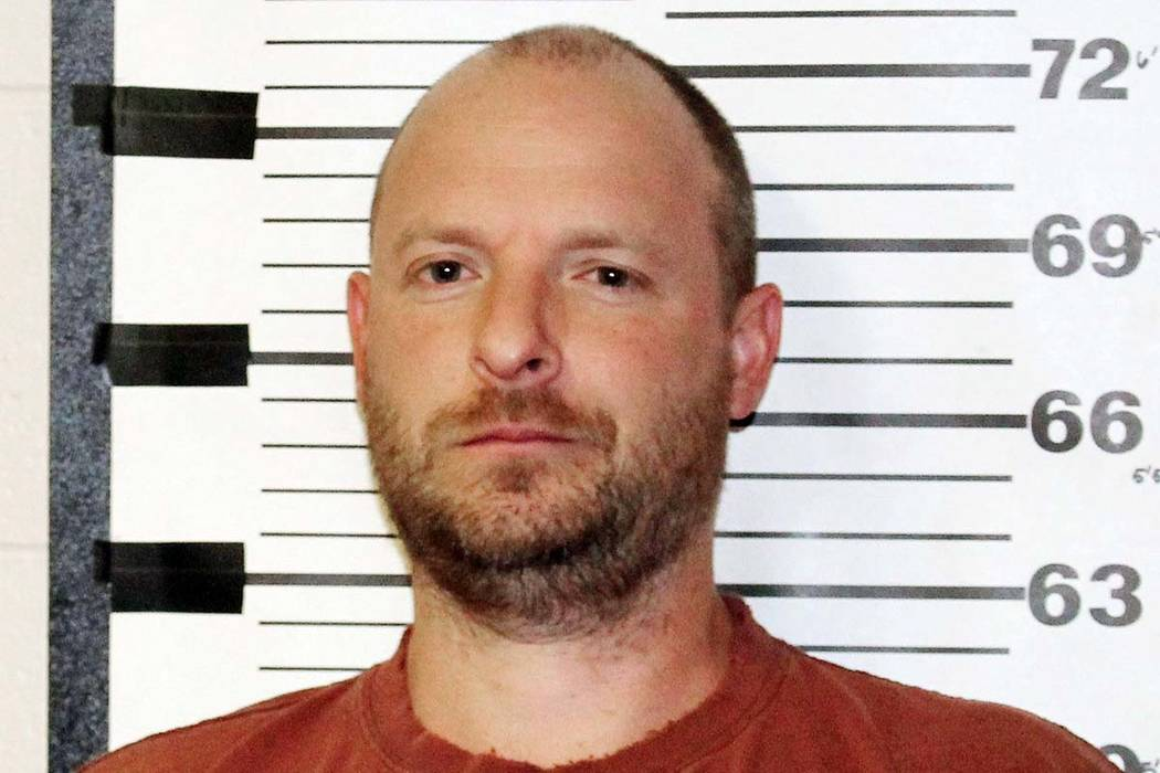 "This undated photo provided by the Teton County Sheriff's Office shows Ryen Russillo, the host of ""The Ryen Russillo Show"" on ESPN Radio. The 42-year-old Russillo faces misdemeanor criminal trespa ..."