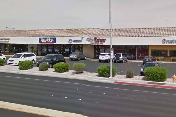 Roberto's Taco Shop 6820 W. Flamingo Road