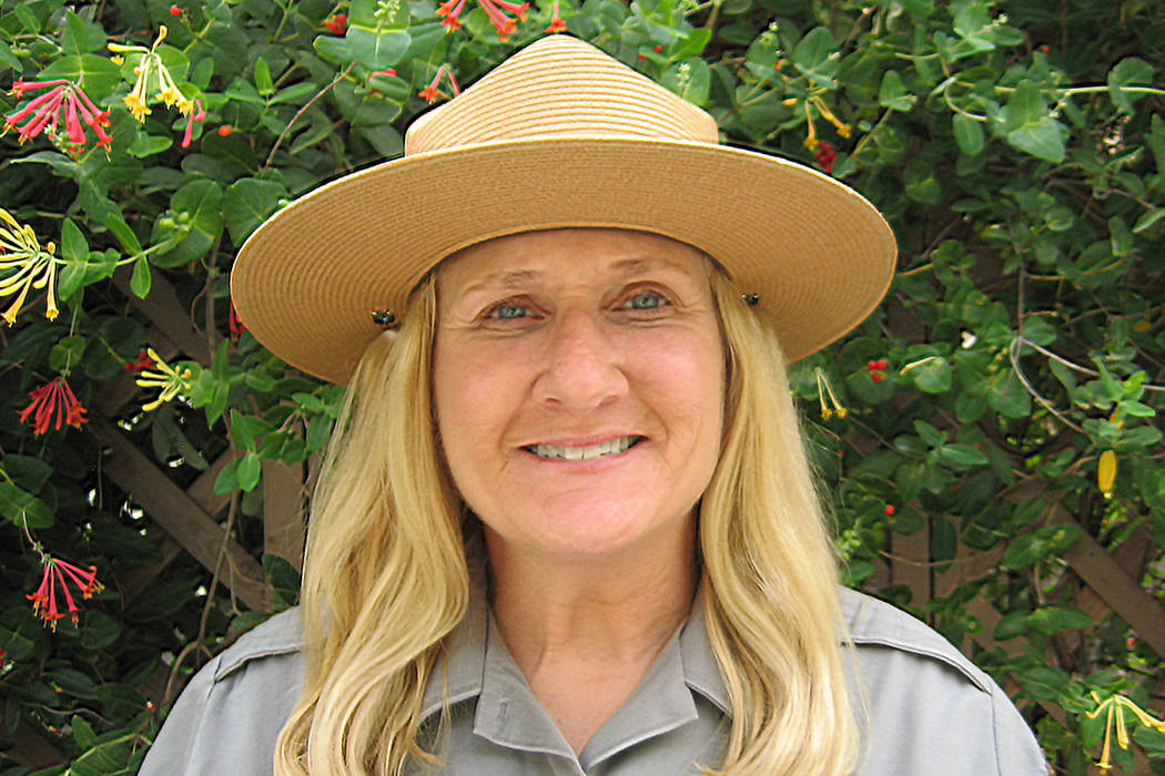 New Tule Springs Fossil Beds National Monument superintendent Diane Keith is set to start work in September. (National Park Service)