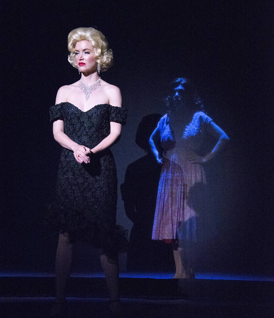 """Marilyn! The New Musical"" is seeking a venue in a Strip resort. (Prospect House Entertainment)"