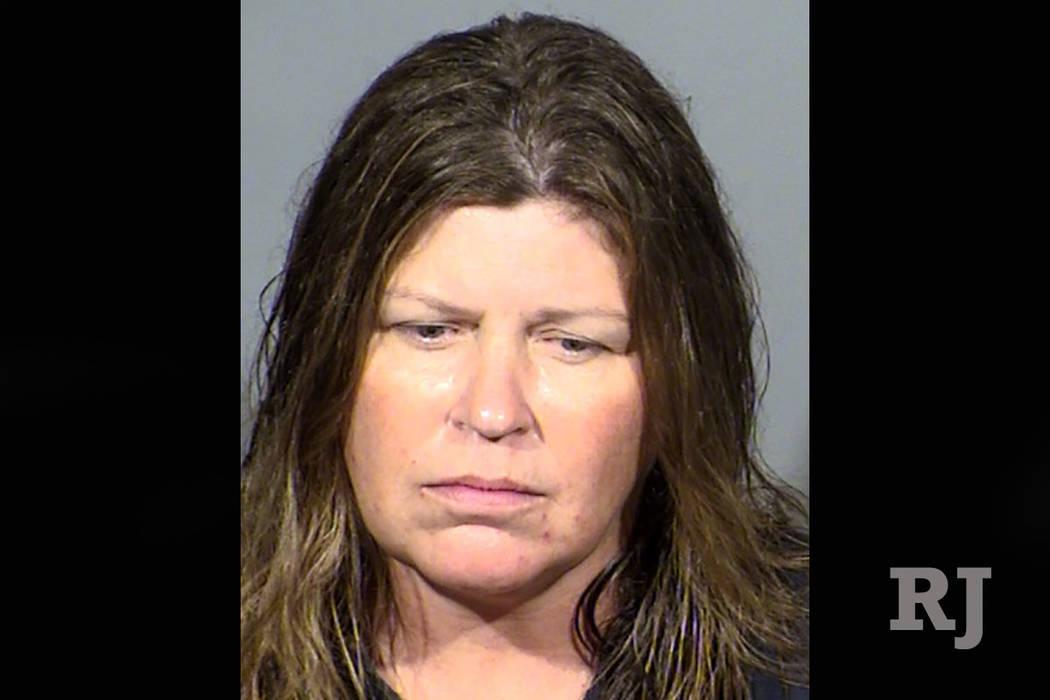 Betty Irene Seward, 48 (Las Vegas Metropolitan Police Department)