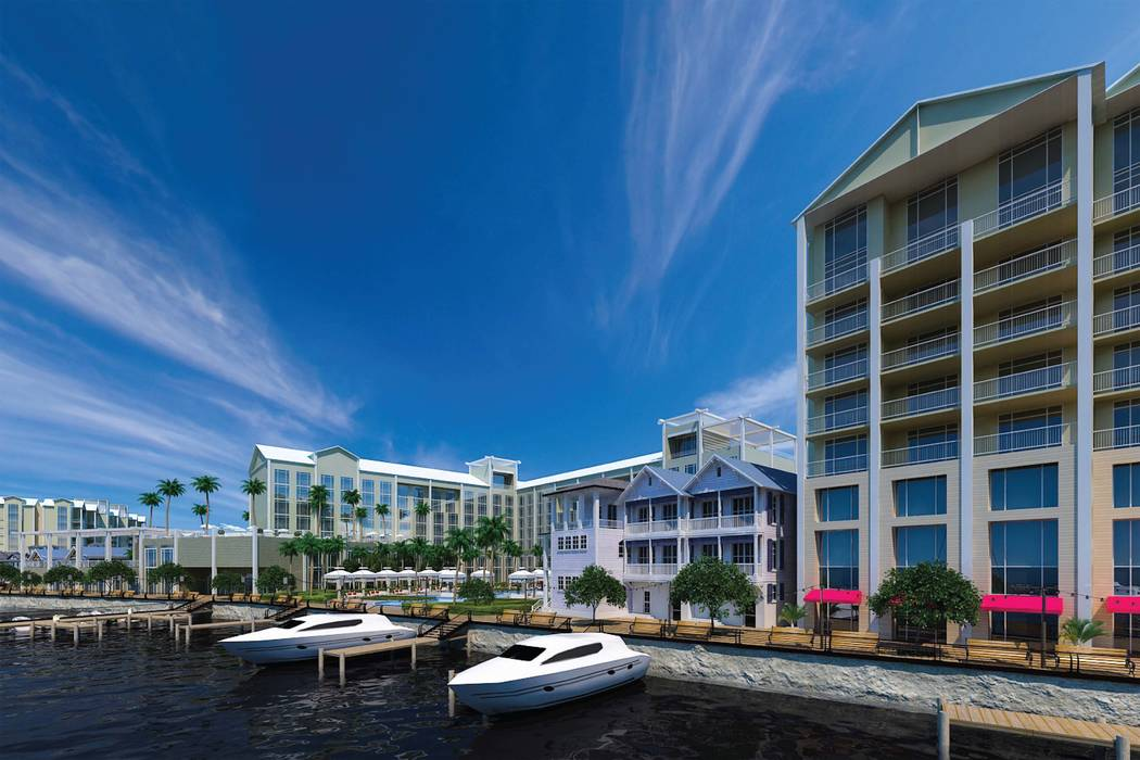 Allegiant Airlines announced plans to purchase and operate a hotel and condo resort in Punta Gorda, Florida. (Allegiant Travel Co.)