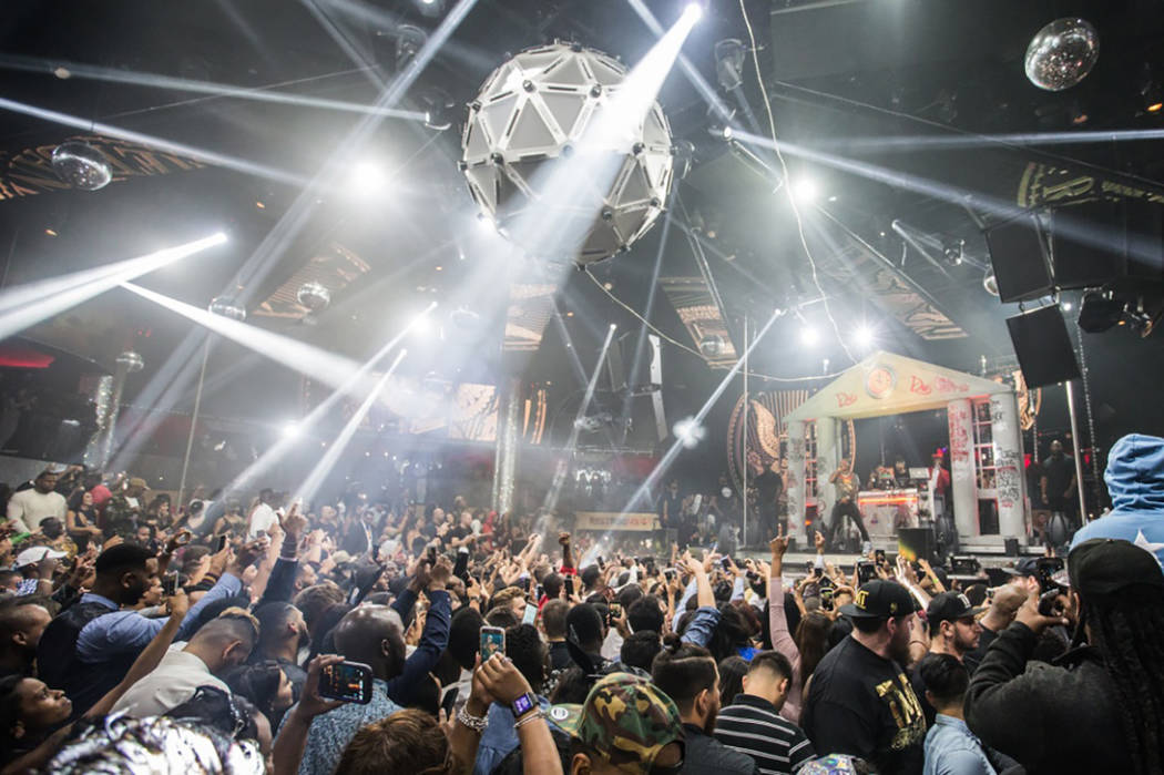 Drai's Nightclub. (Jesse Sutherland/Tony Tran Photography)