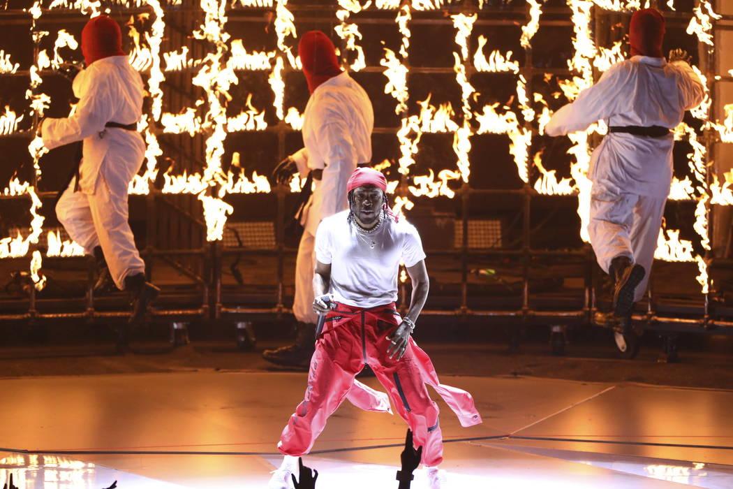 Kendrick Lamar Emerges As Big Winner At Mtv Video Music Awards Las Vegas Review Journal