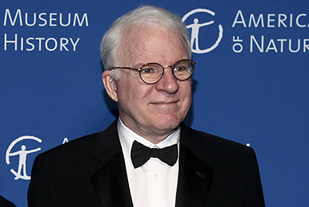 Steve Martin seen in 2016 (Andy Kropa/Invision/AP)