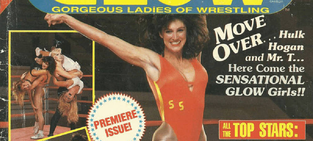 "Las Vegas attorney Lauri Thompson was a member of ""GLOW"" — Gorgeous Ladies of Wrestling — in the 1980s while she was dancing in the ""Folies Bergère"" at the Tropicana and going to law  ..."