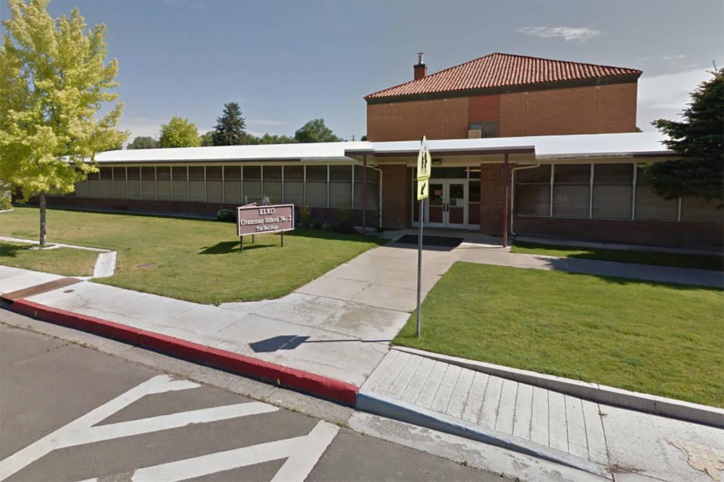 Elko Grammar School No. 2 (Google Street View)