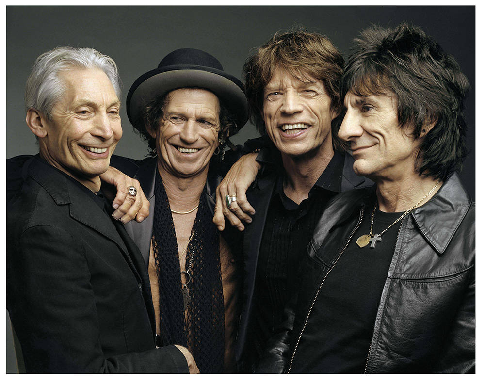 The Rolling Stones. (Courtesy)
