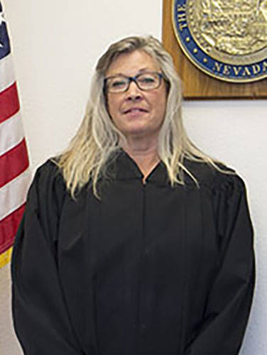 Goodsprings Justice of the Peace Dawn Haviland (Clark County)