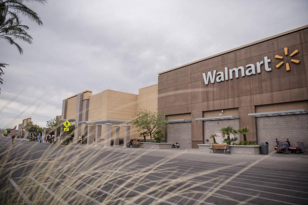 McCarran Marketplace on Wednesday, Aug. 30, 2017, in Las Vegas. Morgan Lieberman Las Vegas Review-Journal