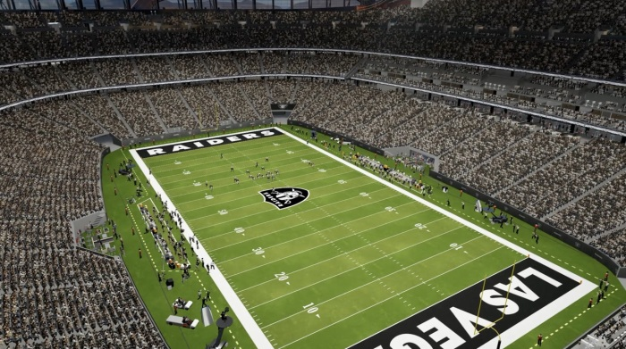 First look at details of new Raiders stadium in Las Vegas may answer