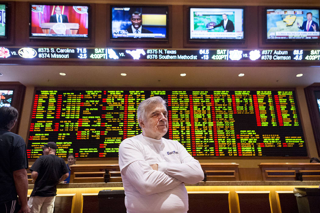 Vegas betting bookies what does spread mean betting