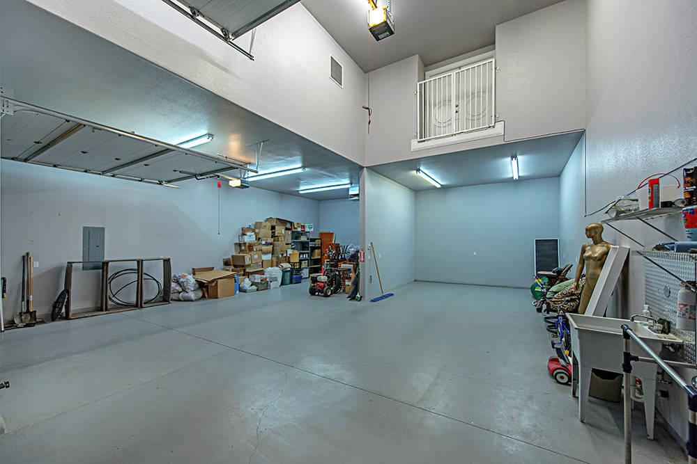 More garage space. (Rob Jensen Co.)