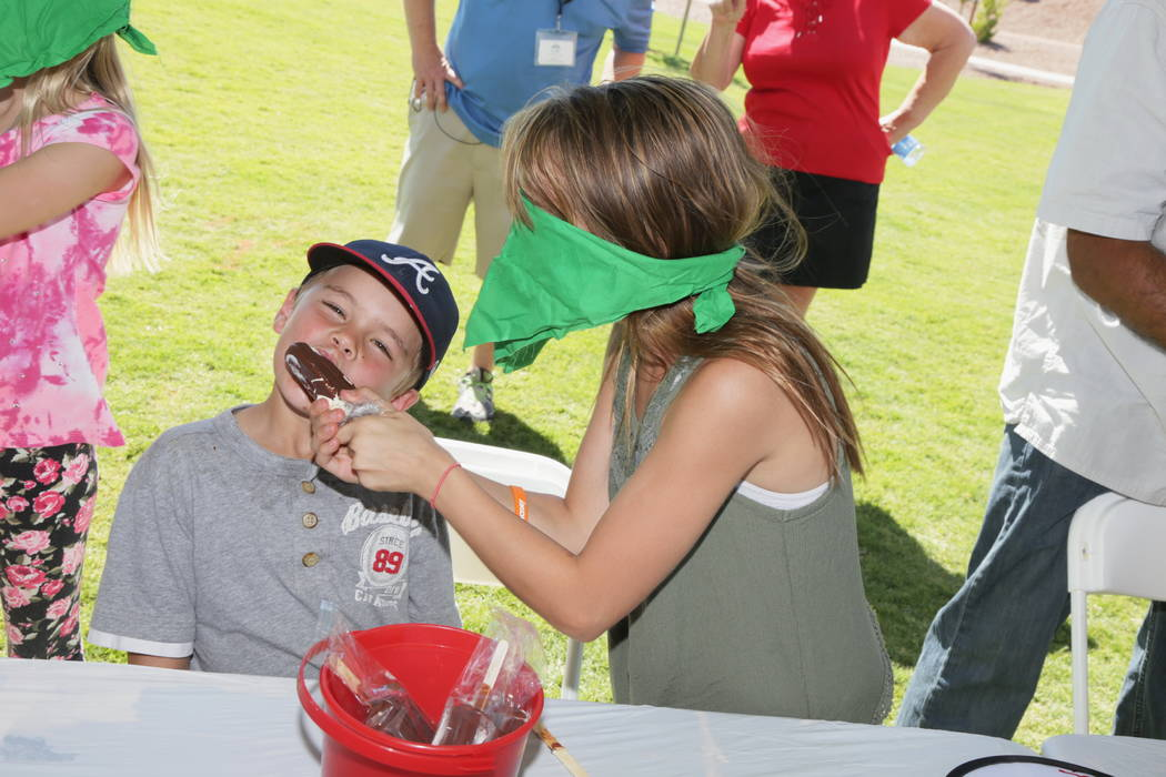 The annual Sunny 106.5 Ice Cream Sunday includes ice cream-eating contests and other family-friendly activities. The event will be held at Providence's Huckleberry Park on Sept. 17. (Providence)