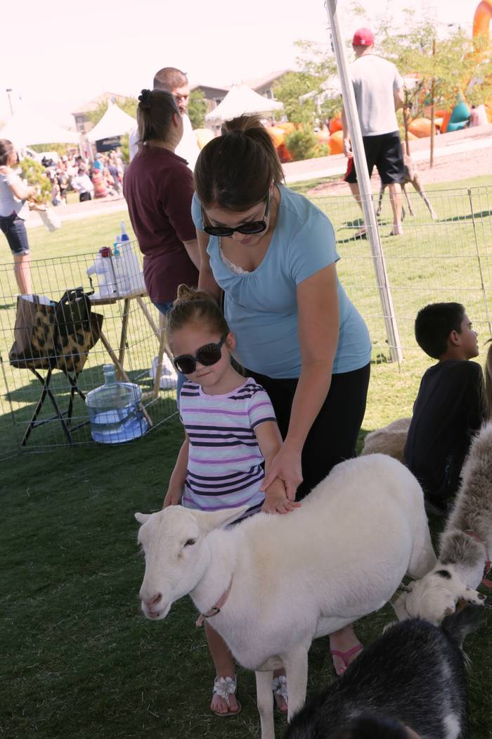 The Sunny 106.5 Ice Cream Sunday will feature a petting zoo, family-friendly activities and free ice cream at Sept. 17 at Providence's Huckleberry Park. (Providence)