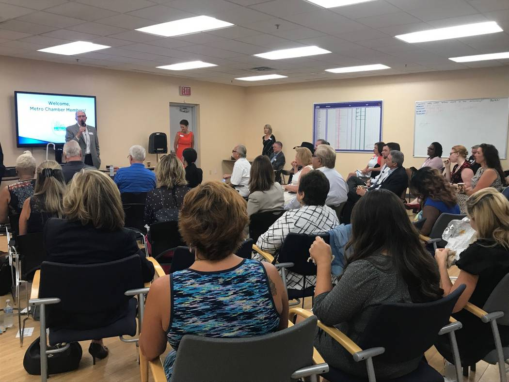 Findlay Chevrolet Findlay Chevrolet's community room was the site of the Las Vegas Metro Chamber of Commerce Morning Mingle, recently held at the dealership situated at 6800 S. Torrey Pines Dr., ...