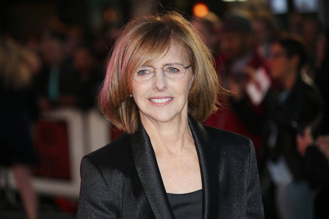 Director Nancy Meyers poses for photographers upon arrival at the European premiere of the film 'The Intern' in London, Sunday, Sept. 27, 2015. (Photo by Joel Ryan/Invision/AP)