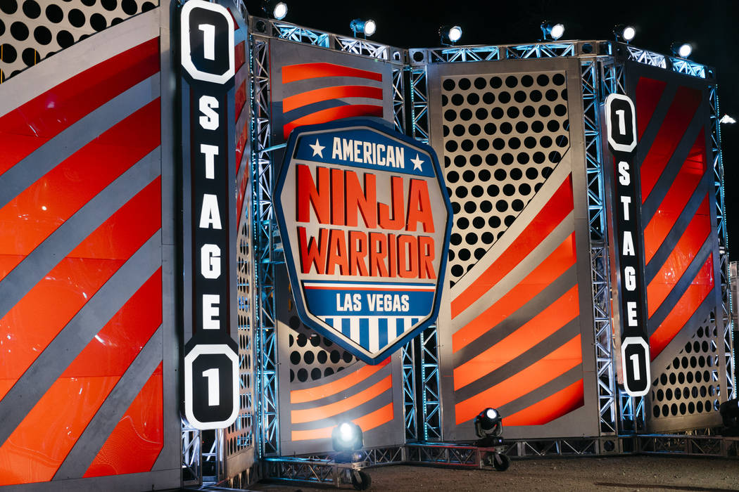 "AMERICAN NINJA WARRIOR -- ""Las Vegas Finals"" -- Pictured: -- (Photo by: Ryan Tuttle/NBC)"
