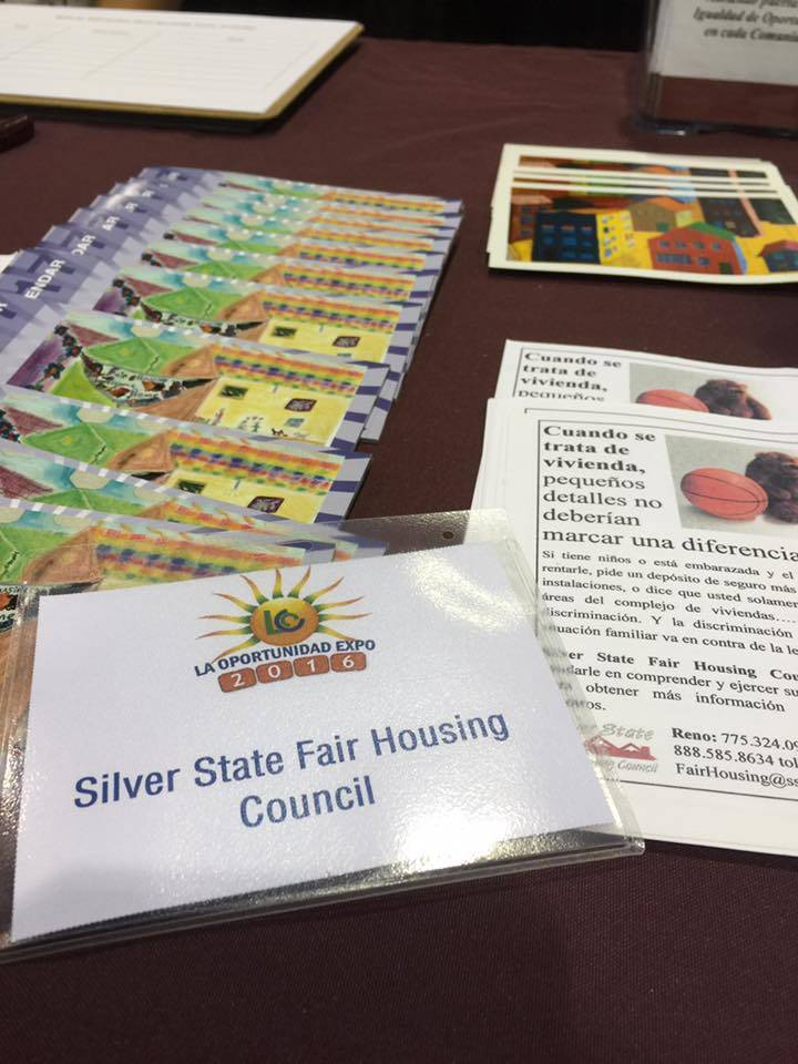 The Silver State Fair Housing Council's Southern Nevada office opened in 2012 in response to an increasing request for fair housing education and increased discrimination complaints. (Courtesy of  ...