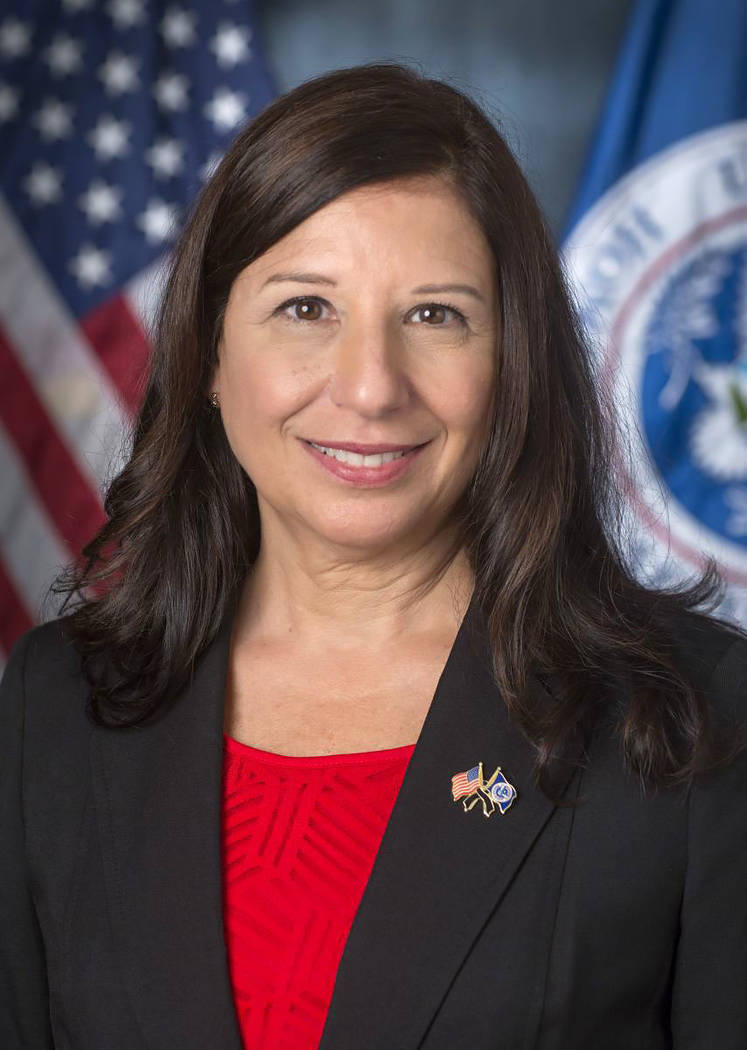 Elaine Duke, Acting Secretary of the Department of Homeland Security. Department of Homeland Security
