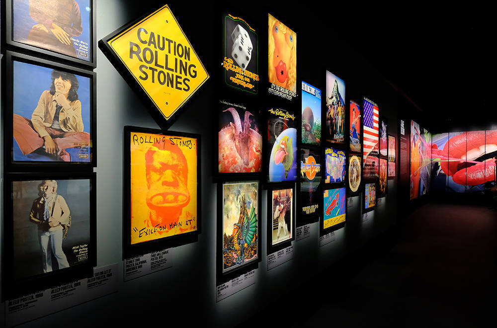 """The Rolling Stones: Exhibitionism"" will open at The Palazzo Sept. 23 and run through Jan. 31. (Rolling Stones Exhnibitionism)"