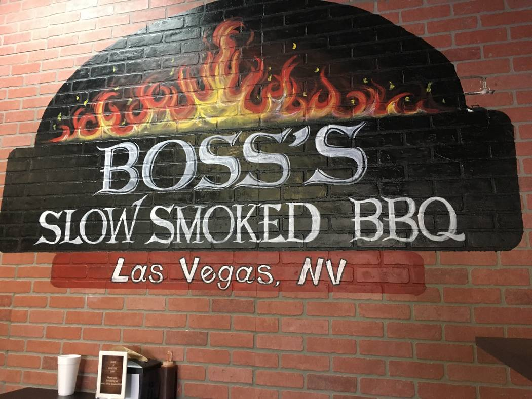 The restaurant's logo is seen Sept. 1. (Diego Mendoza-Moyers/View) @dmendozamoyers