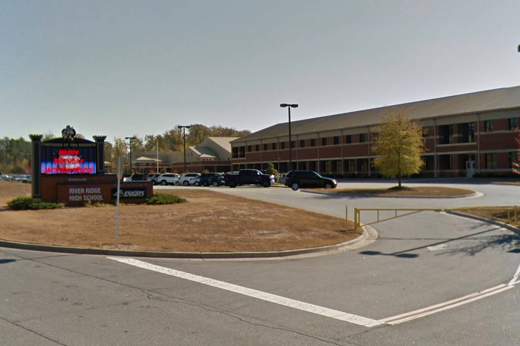 River Ridge High School. Google Street View