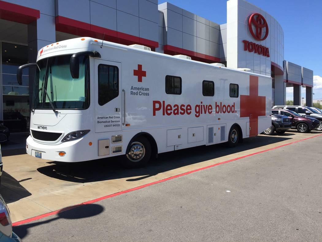 Findlay Toyota The American Red Cross joined with Findlay Toyota for a giant benefit event at the dealership Aug. 26.