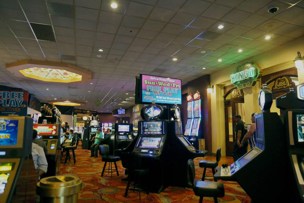 Jerry s nugget casino peoria casino poker room