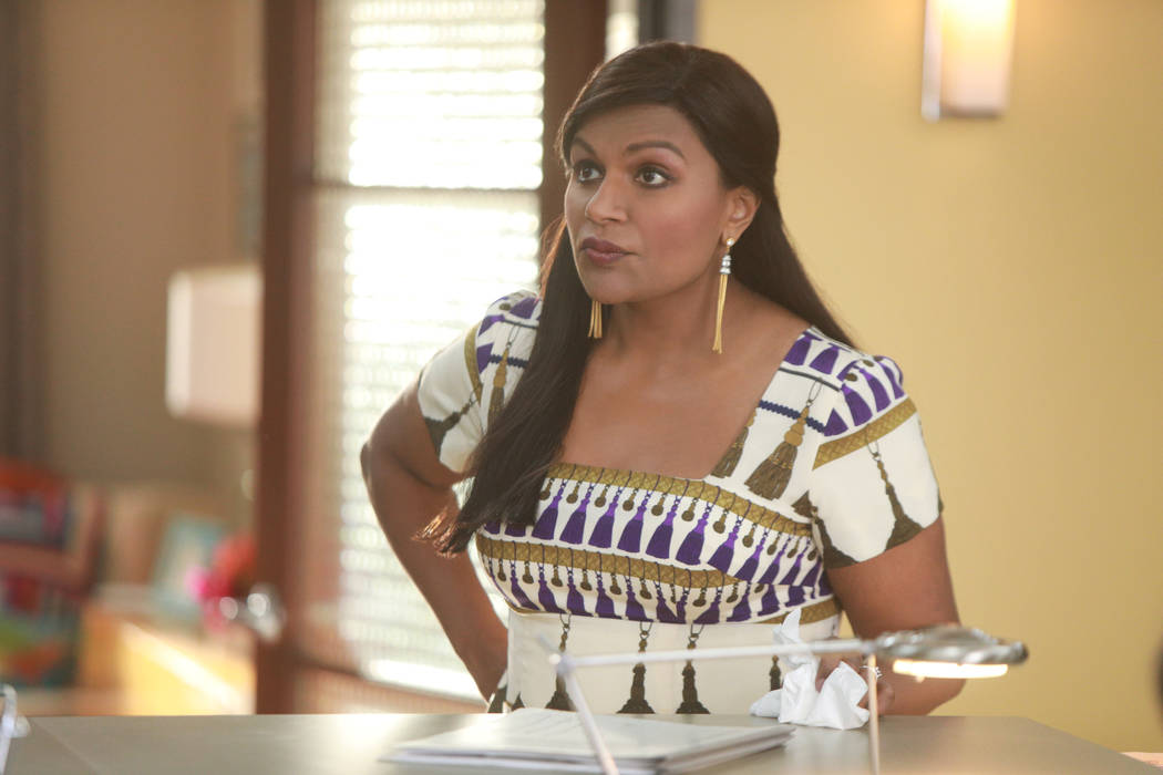 "THE MINDY PROJECT -- ""Is That All There Is?"" Episode 601 -- Shulman & Associates is buzzing with drama! As Mindy adjusts to married life with Ben, Jeremy tries to take things ..."