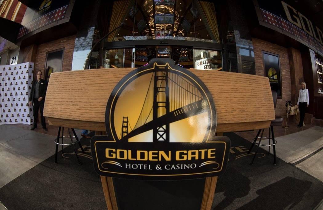 Golden Gate has completed a major renovation, (Tom Donoghue)