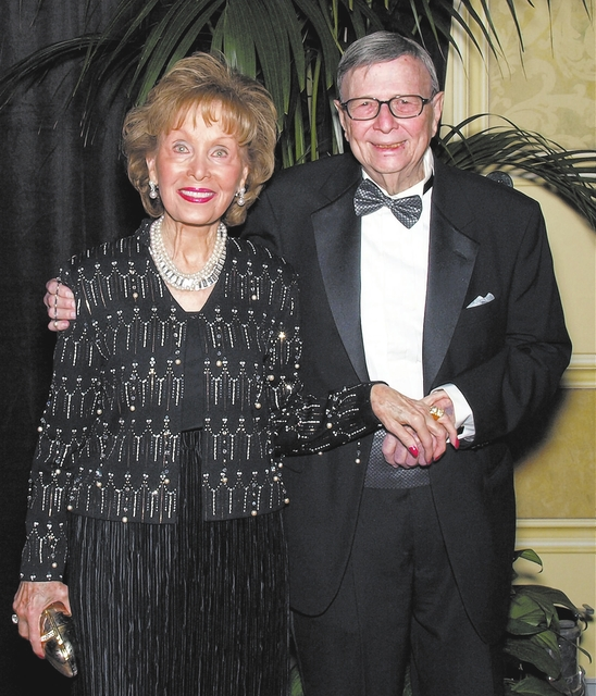 Jeanne Greenawalt and Irwin Kishner