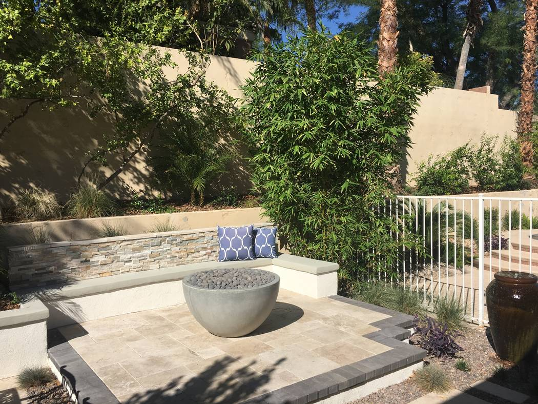 make the most of a small yard u2013 las vegas review journal