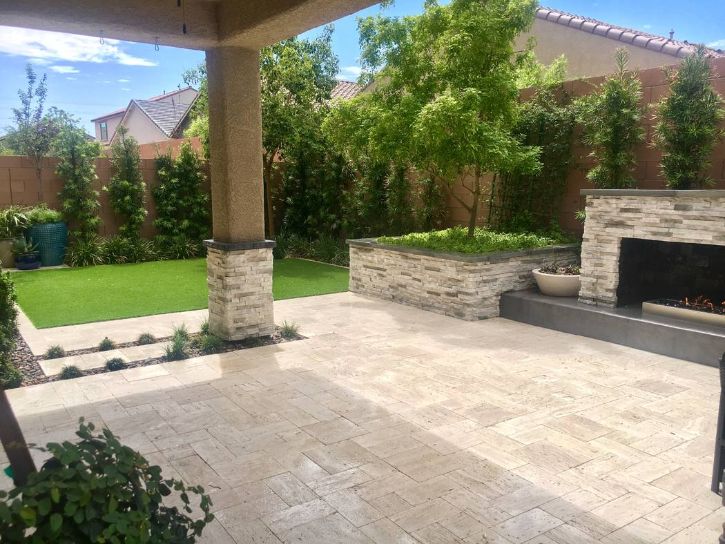Small Backyard make the most of a small yard | las vegas review-journal