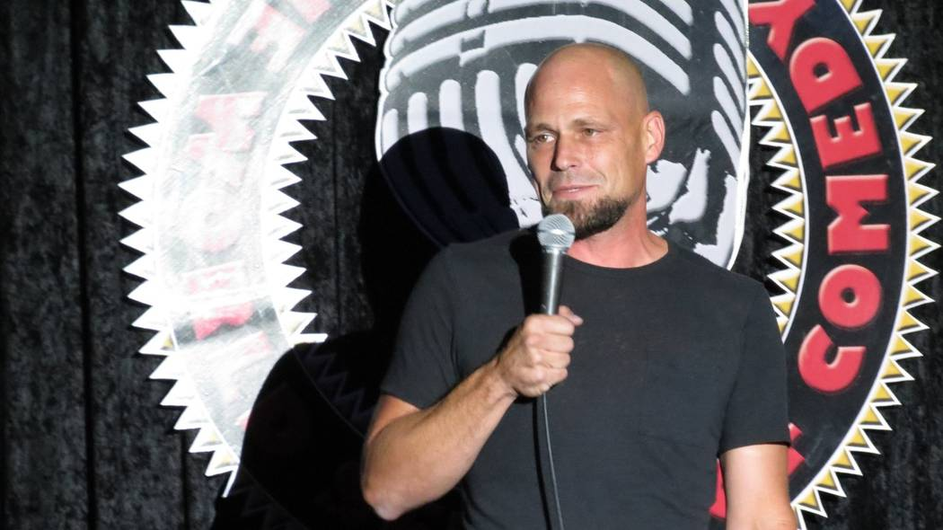 Winning The World Series of Comedy in 2016 gave comic Erik Knowles' career a major boost.