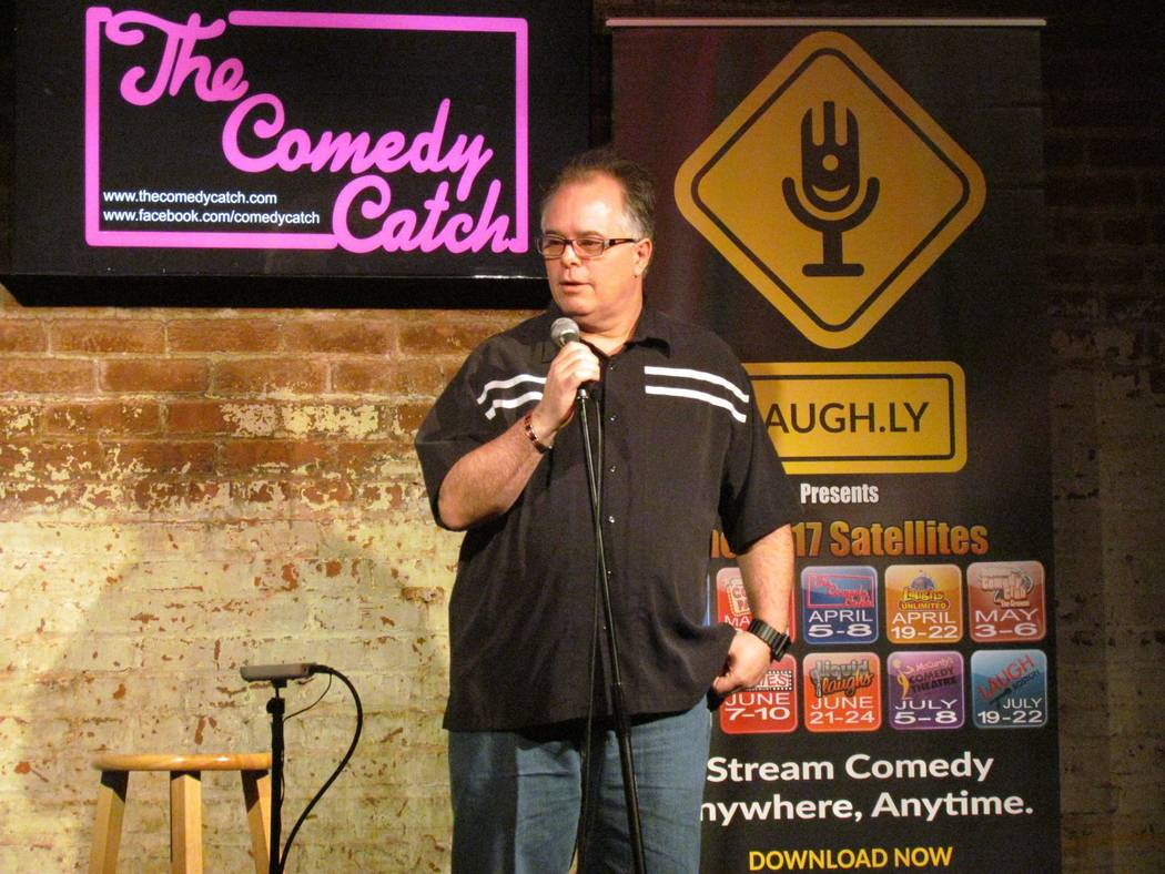 Overseeing all the activity at The World Series of Comedy will be event creator/producer/comedian Joe Lowers.