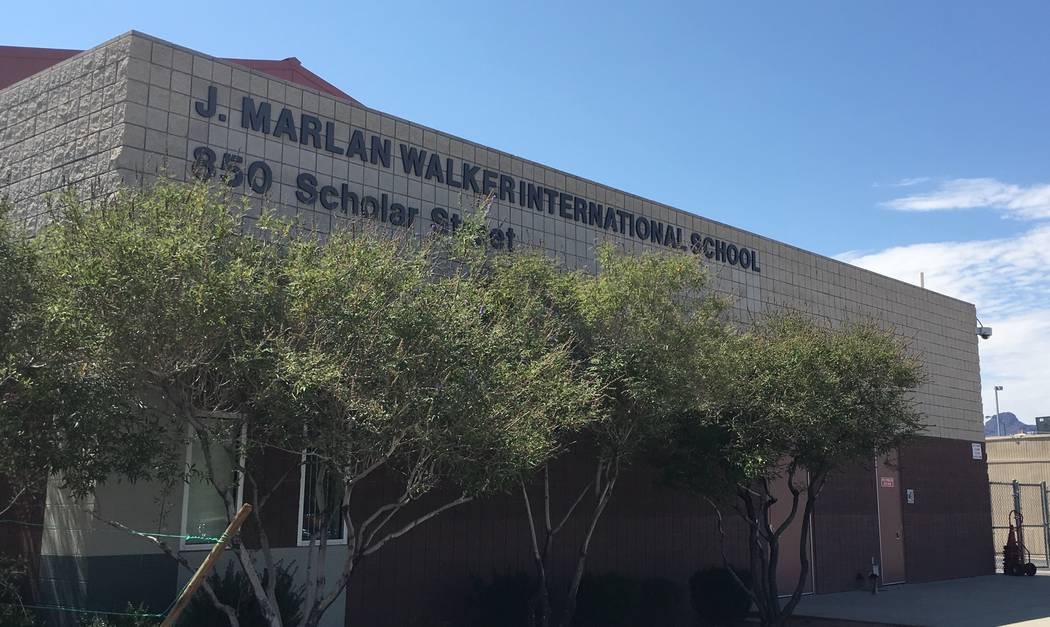 Administrators at Walker Elementary have been hard pressed to solve the problems raised by the district-wide budget cuts. Principal Shaun Cochran-Hall is hoping a grant can partially offset the lo ...