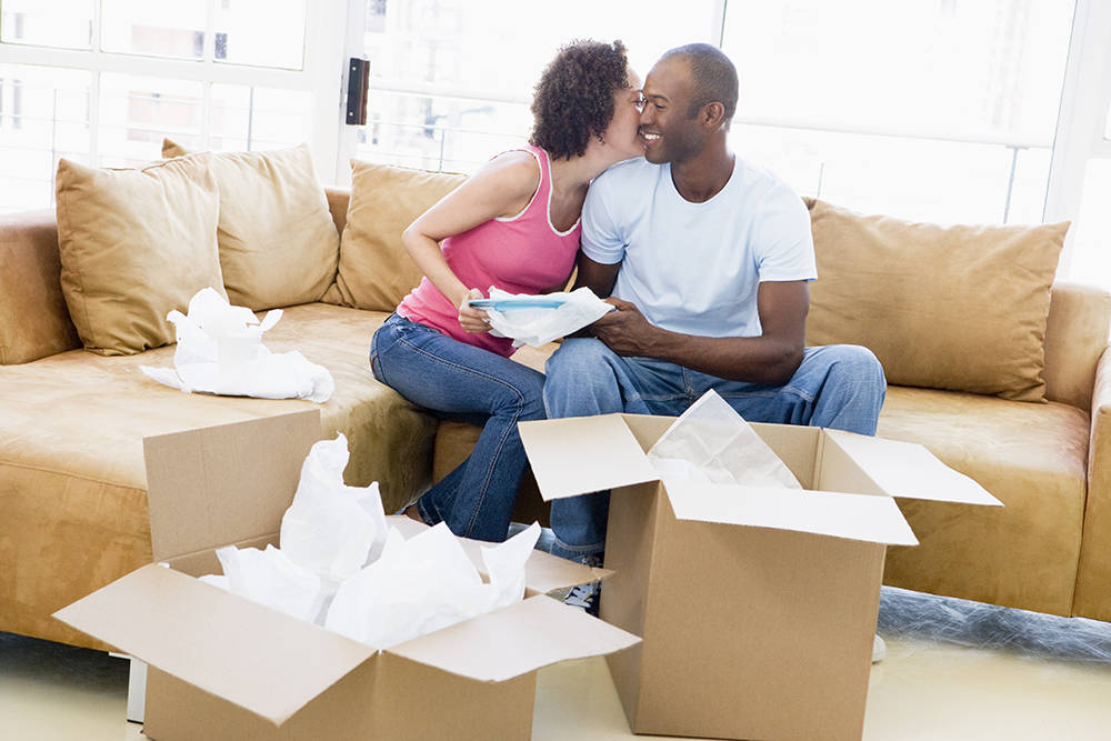 A fixed-rate mortgage is beneficial if you expect to be in the house longer than the lower, fixed introductory rate would last for an adjustable-rate mortgage. (Thinkstock)