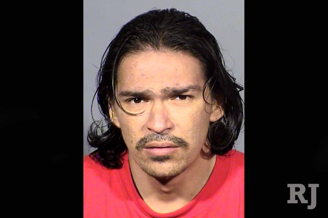 Michael Spangenthal (Las Vegas Metropolitan Police Department)