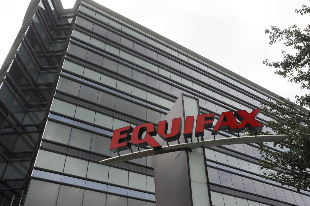 Equifax Inc., offices in Atlanta, July 21, 2012. (Mike Stewart/AP)