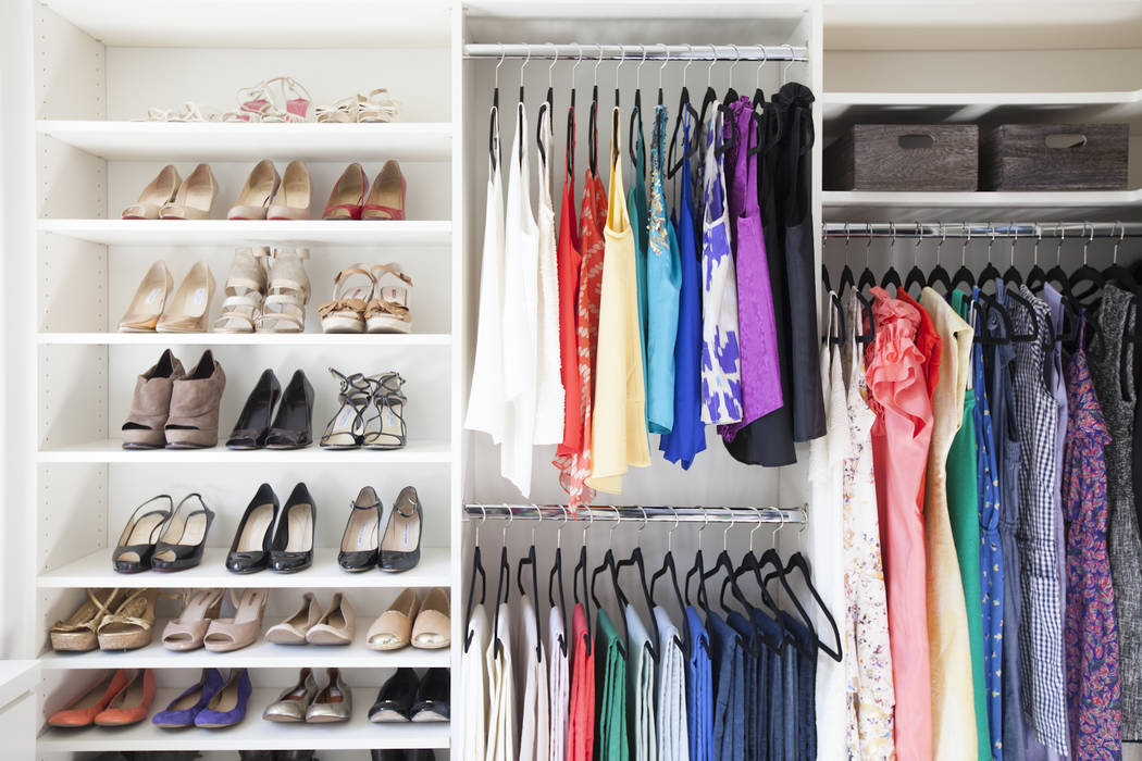 Neat Method With your belongings easily viewable and organized, life will simply feel better.
