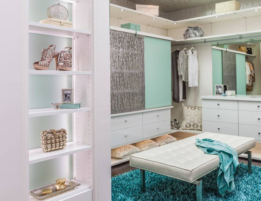 California Closets Whether you have space for a full walk-in closet or need to create more storage with a reach-in or traditional wardrobe, a well-designed closet turns the bedroom into a sanctuary.