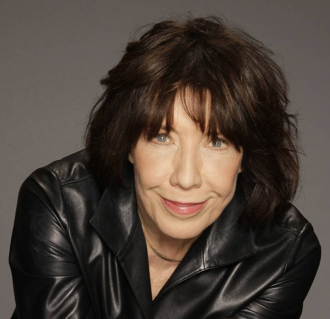 "Greg Gorman  Lily Tomlin returns to The Smith Center's Reynolds Hall Saturday for ""An Afternoon of Classic Lily Tomlin."""