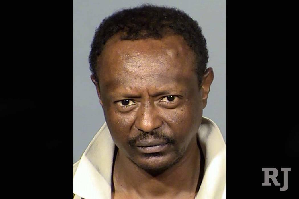 Sisay Wendahun (Las Vegas Metropolitan Police Department)