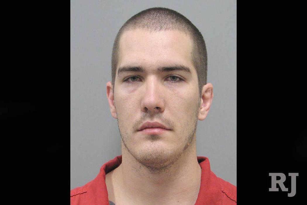 Aaron Keith (Henderson Police Department)