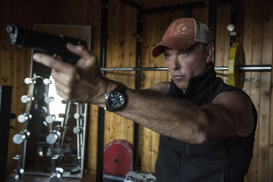 """Michael Keaton in """"American Assassin"""" to be released by CBS Films and Lionsgate. Christian Black"""