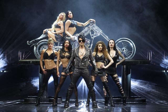 "Criss Angel's ""Mindfreak Live"" (Courtesy)"