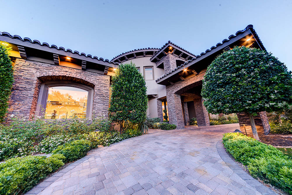 MGM Resorts International executive Bobby Baldwin purchased the home in 2007 for $4.5 million, (The Napoli Group)