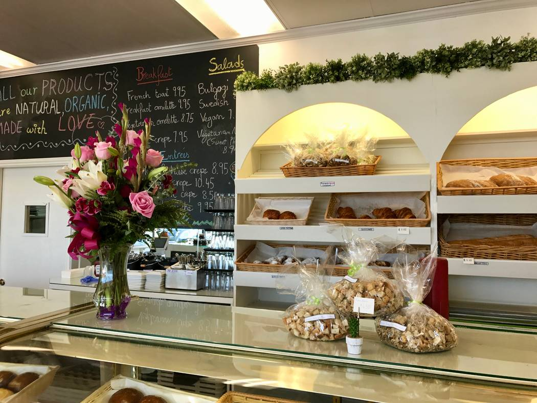Bonjour Bakery & Deli opened under new management and with new menu items in August. (Madelyn Reese/View) @MadelynGReese
