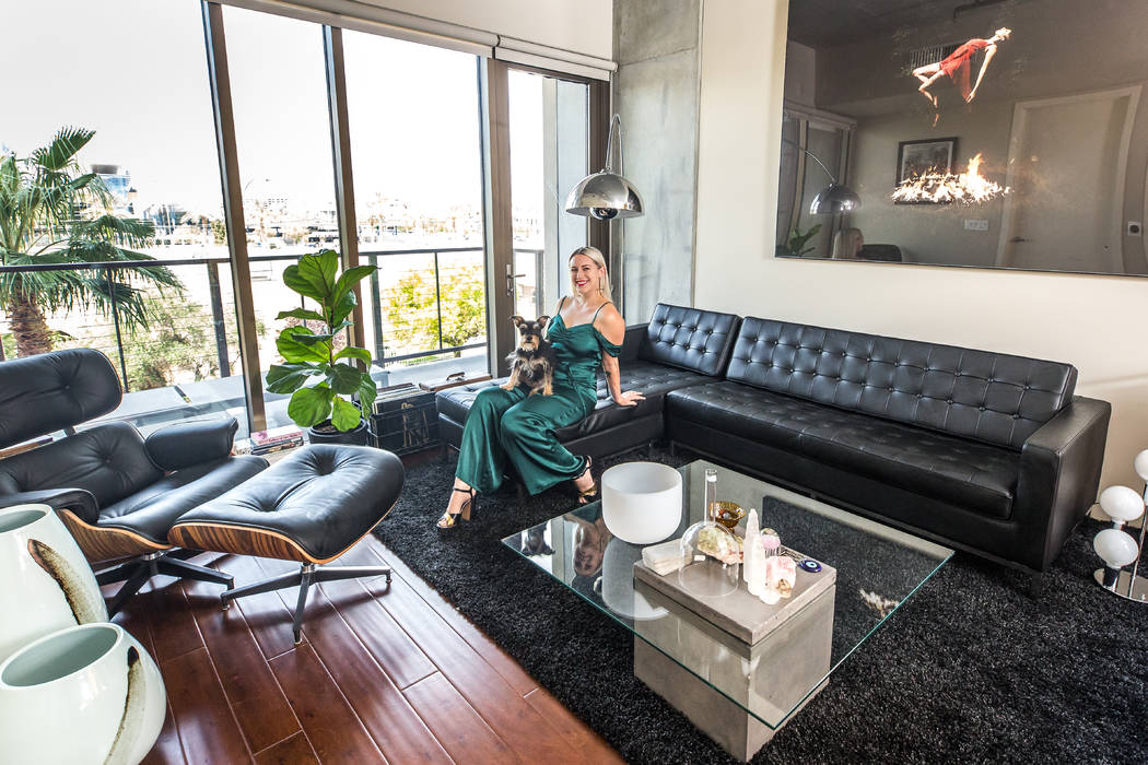 Pamela Dylag owns Velveteen Rabbit, a downtown bar. She recently purchased a Juhl condo. She says her work commute is under five minutes. (Juhl)